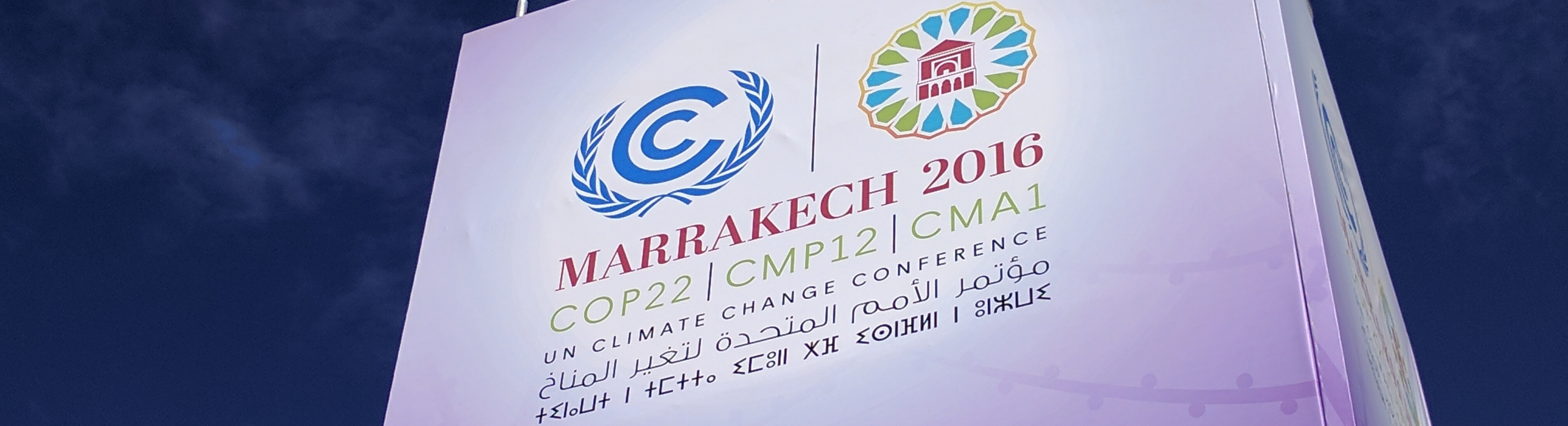 COP22マラケシュ会議報告会in東京(2016年12月6日・CAN-Japan)