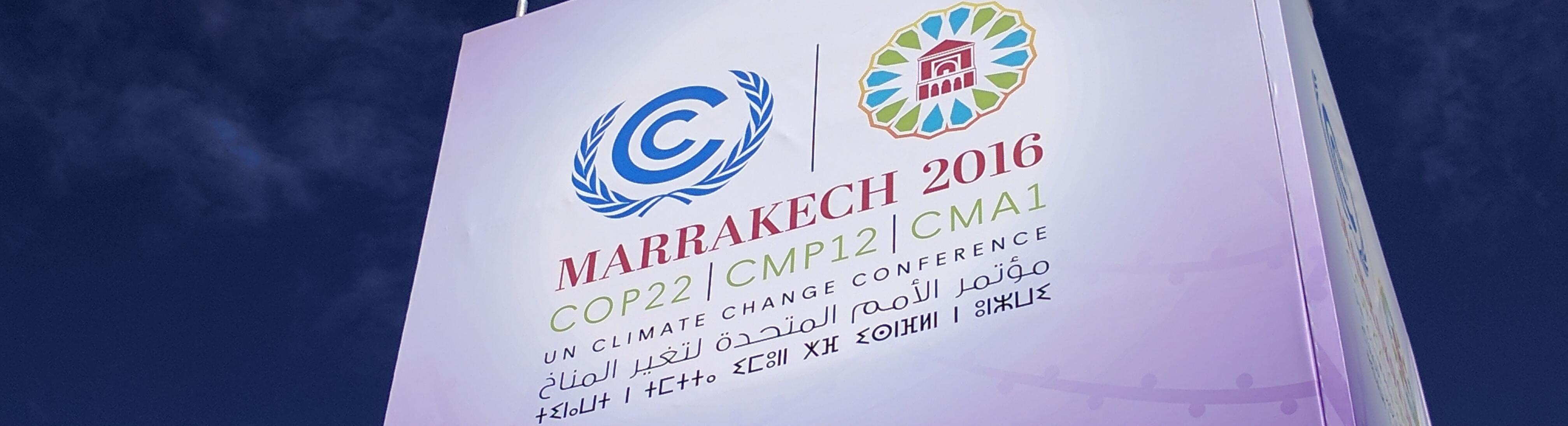 2016年12月6日(火)COP22マラケシュ会議報告会in東京(CAN-Japan)
